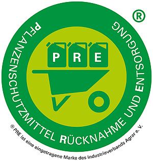PRE - Pflanzenschutzmittel Rücknahme und Entsorgung